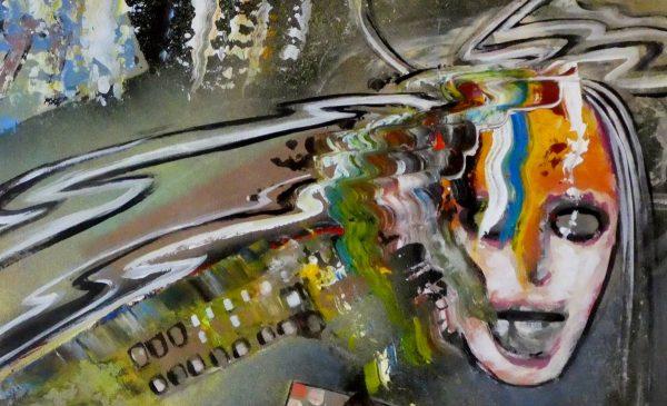 Series X No. 11 | Stephen Judges - Self-Taught Artist