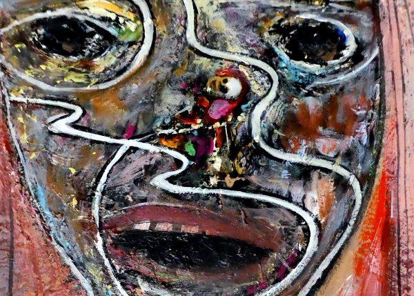 Series X No. 14 - Stephen Judges Outsider Art