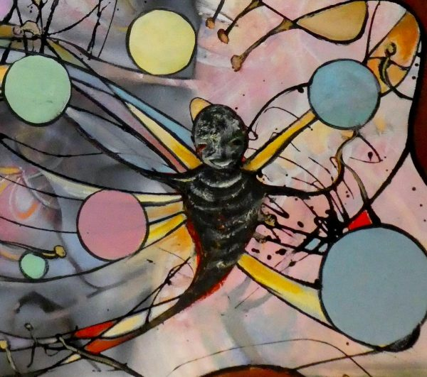Series X No. 22 | Stephen Judges - Self-Taught Artist